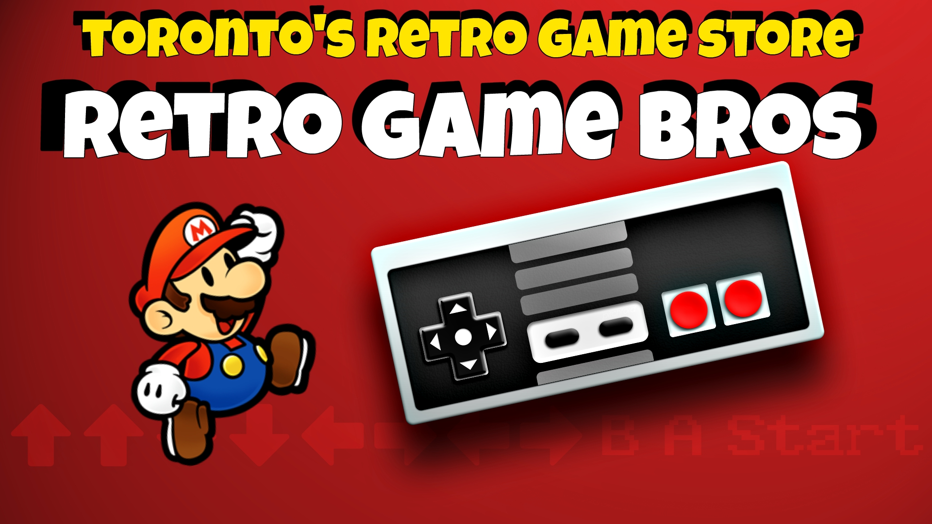 Retro Game Bros